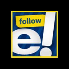 Follow e!